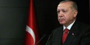 Cumhurbaşkanı Erdoğan'dan Çerkes Sürgünü'nün 156. yılına ilişkin mesaj
