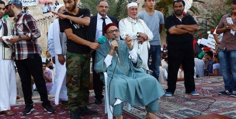 Libya Müftüsü'nden Türkiye ve Katar'a teşekkür