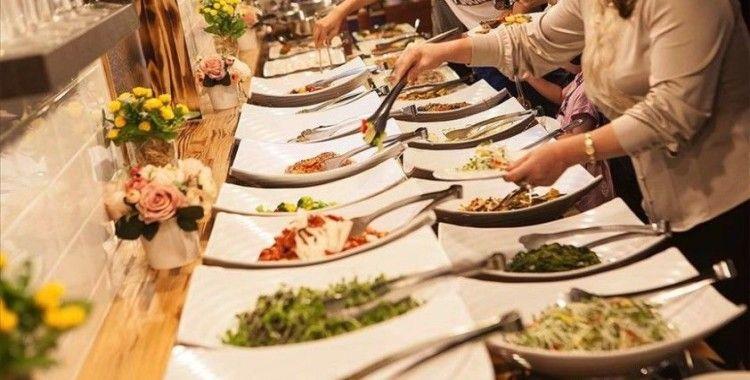 Açık büfelere gıda israfı ayarı