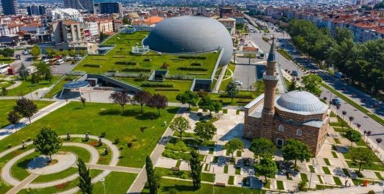 Ziyaretçilerini 'Kuruluş'a götüren panoramik müze ikinci açılışa hazırlanıyor