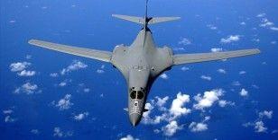 ABD'den Avrupa'da bombardıman tatbikatı