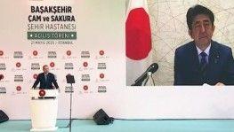Cumhurbaşkanı Erdoğan hastane açılışında konuştu