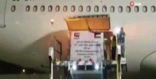 Filistin BAE'nden gelen tıbbi yardımları reddetti