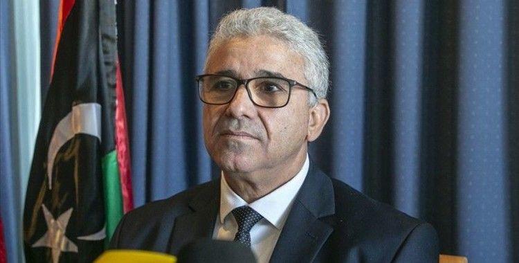 Libya İçişleri Bakanı Başağa: Rusya Hafter'e savaş uçağı gönderdi