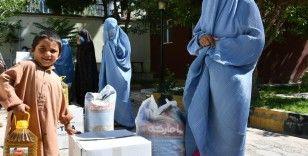 TİKA'dan Afganistan'da ihtiyaç sahibi ailelere 40 ton gıda yardımı