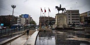 Ankara için kuvvetli rüzgar ve fırtına uyarısı