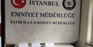 İstanbul'da yabancı uyruklu uyuşturucu satıcılarına operasyon: 7 gözaltı