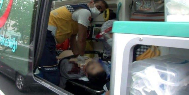 Ataşehir'de oğlunu öldüren baba tutuklandı