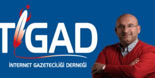 TİGAD, Ramazan Bayramı dolayısı ile bir kutlama mesajı yayınladı