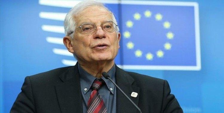 AB Yüksek Temsilcisi Borrell'den ABD'ye 'anlaşmaya dön' çağrısı