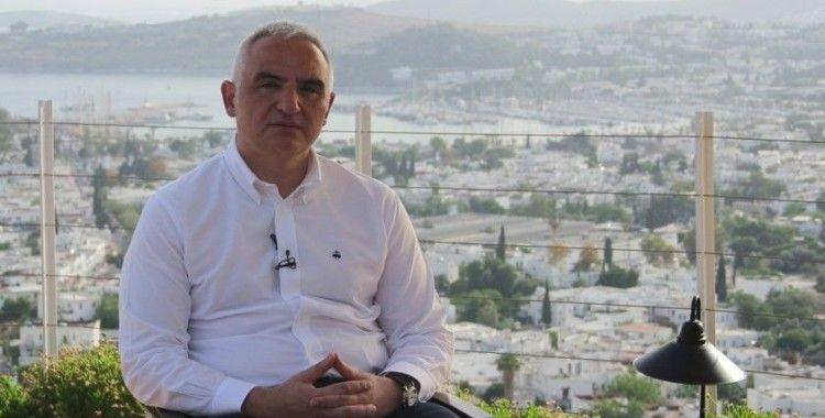 Turistin gözü Türkiye'de