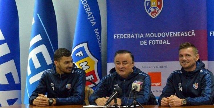 Engin Fırat'lı Moldova antrenmanlara başladı