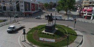15 Temmuz Şehitler Meydanı'na akıllı kavşak...Heykel kaldırılmayacak
