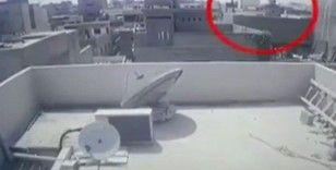 Pakistan'da yolcu uçağının düşme anı görüntüleri ortaya çıktı
