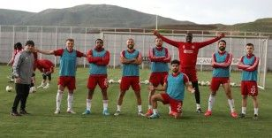 Sivasspor tam kadro çalıştı