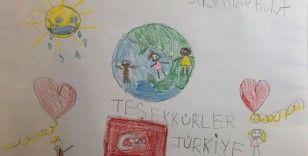 Yurtlarda kalan vatandaşlardan geriye yazdıkları mektupları kaldı