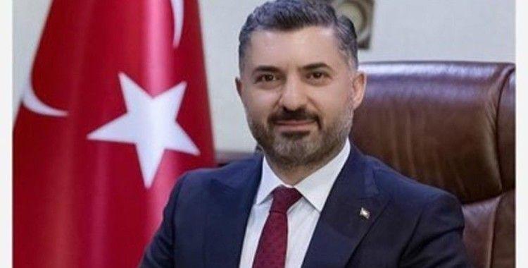 Radyo ve Televizyon Üst Kurulu Başkanı Şahin'den bayram mesajı
