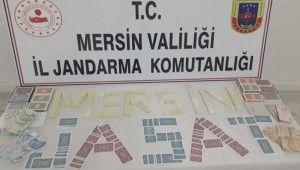 Mersin'de kumarcılara jandarmadan şok baskın