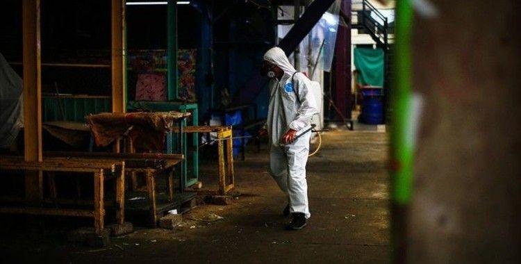 Meksika'da Kovid-19 nedeniyle son 24 saatte 479 kişi öldü