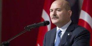 İçişleri Bakanı Süleyman Soylu'nun Ramazan Bayramı mesajı