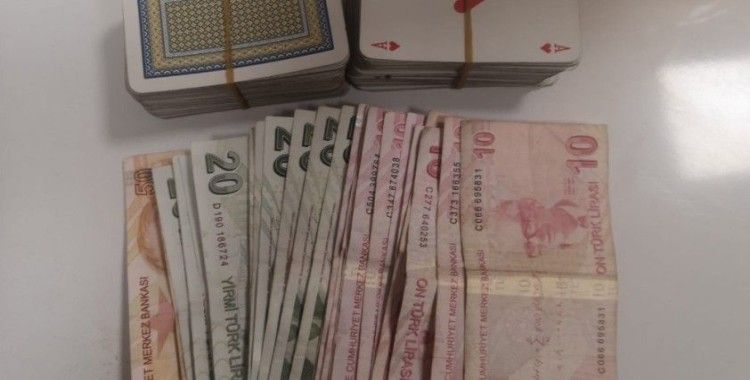 Bağcılar'da derneğe kumar baskını: 29 kişiye 100 bin lira ceza