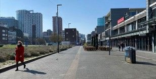 Hollanda'da Kovid-19'dan ölenlerin sayısı 5 bin 811'e yükseldi