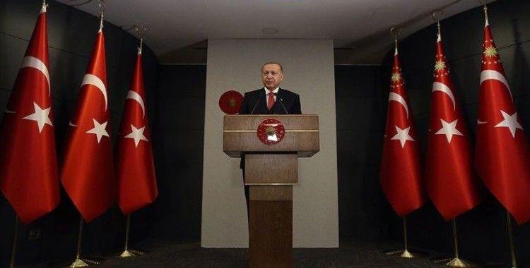 Cumhurbaşkanı Erdoğan, Ürdün Kralı II. Abdullah ile telefonda görüştü