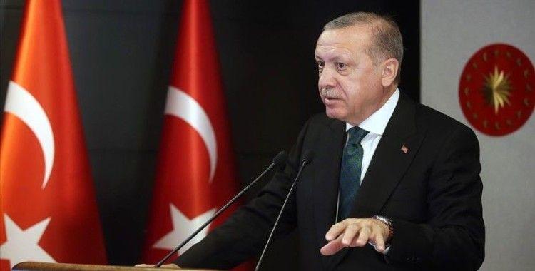 Cumhurbaşkanı Erdoğan, Trump'la telefonda görüştü