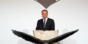 Çebi, Beşiktaş camiasının bayramını kutladı