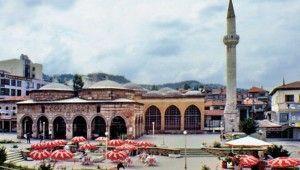Kastamonu'da camiler mahzun ve sessiz kaldı