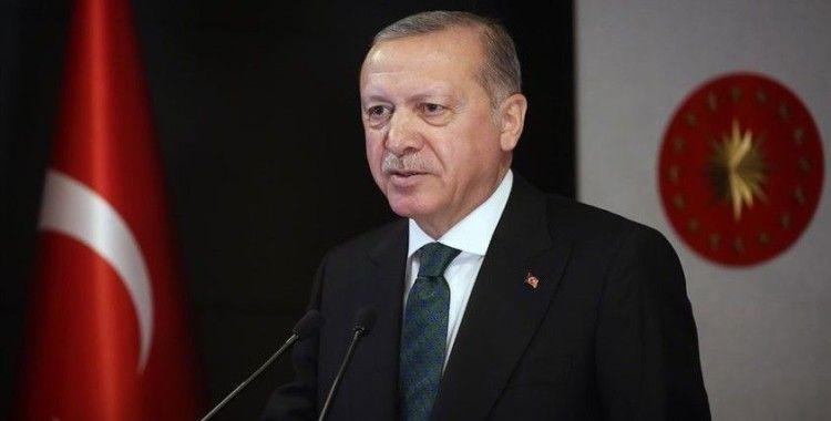 Cumhurbaşkanı Erdoğan: İslam aleminin ve milletimizin mübarek Ramazan Bayramı'nı tebrik ediyorum