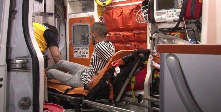 Kadıköy'de 'kız meselesi' kanlı bitti: 4 yaralı