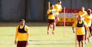 Galatasaray günü çift antrenmanla geçirdi