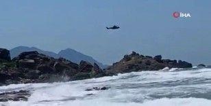 KKTC'de bir genç daha denizde kayboldu