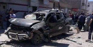 El Bab'da patlama: 1 yaralı