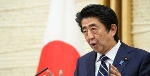"""Japonya Başbakanı Abe'den, """"dengeli geçiş süreci"""" açıklaması"""