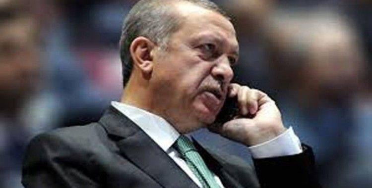 Cumhurbaşkanı Erdoğan, Tunus Cumhurbaşkanı ile telefonda görüştü