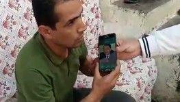 Cengiz Aygün, Evlat Nöbeti tutan aileler ile bayramlaştı
