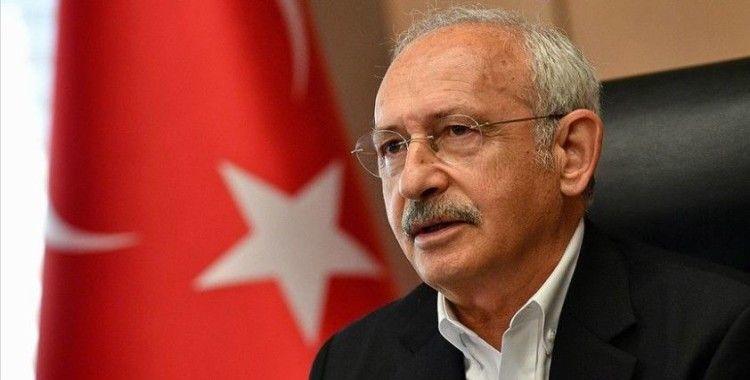 CHP Genel Başkanı Kılıçdaroğlu: Ortak sorunlara çözüm üretmek için bir araya gelinmeli
