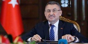 Cumhurbaşkanı Yardımcısı Oktay: Yeni normale hazırlanırken Türkiye, KKTC'nin yanında olmaya devam edecek
