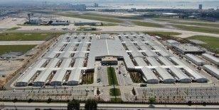 Yeşilköy Çok Amaçlı Acil Durum Hastanesi açılış için gün sayıyor