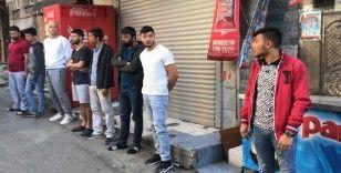 İstanbul'da kısıtlamayı delen 8 kişiye 25 bin 200 lira ceza: 1 gözaltı