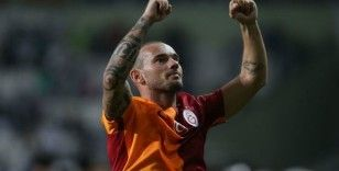 Sneijder Galatasaray yolunda !