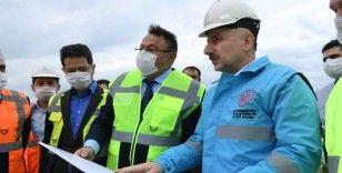 """""""Ankara-Sivas YHT hattını 2020 yılı içerisinde hizmete almayı planlıyoruz"""""""