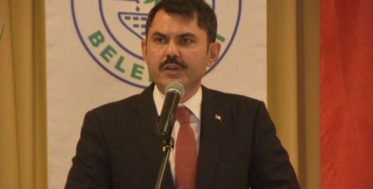 Bakan Kurum: '204 yeni millet bahçesi yapıyoruz'