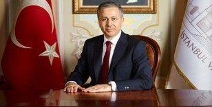 İstanbul Valisi Yerlikaya'dan Demokrasi ve Özgürlükler Adası paylaşımı