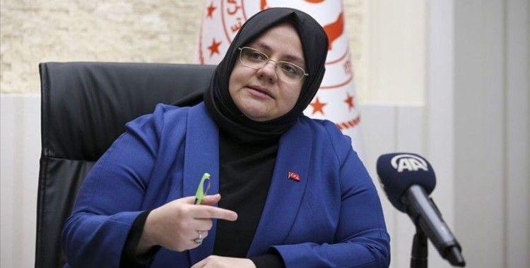 Selçuk: 'Bakanlığımız şehit yakınlarımızı ve gazilerimizi bayramda da yalnız bırakmadı'