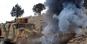 TSK konvoyunun geçişi sırasında EYP patlatıldı