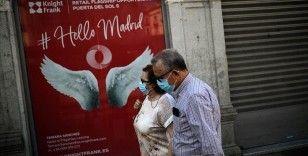 İspanya'da Kovid-19 nedeniyle son 24 saatte 1 kişi öldü