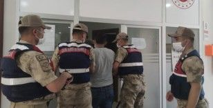Mardin'de cinayet zanlısı sahte kimlikle bayramlaşırken yakalandı